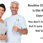 The Power of Routine Chiropractic Care